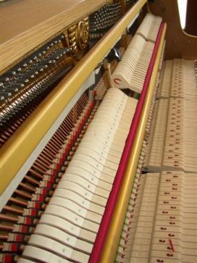 gebrauchtes klavier der marke g rs kallmann berlin. Black Bedroom Furniture Sets. Home Design Ideas